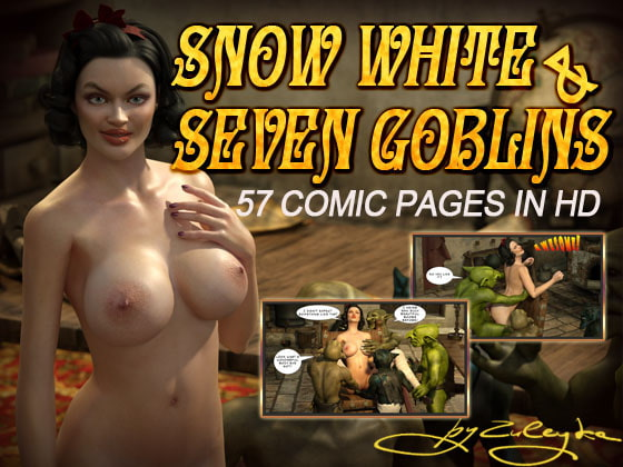 Snow White & Seven Goblins!