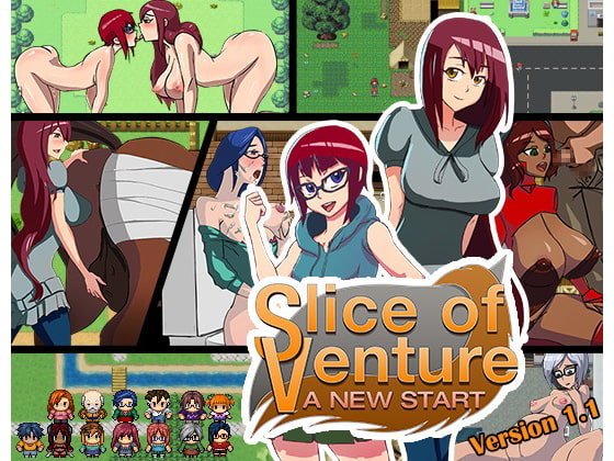 Slice of Venture - A New Start -!
