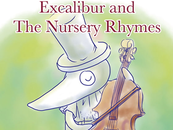 RJ160337 img main Excalibur and The Nursery Rhymes