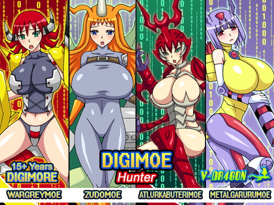 DIGIMOE Hunter 01!
