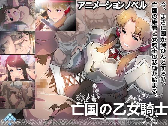 【ポイント10%還元】亡国の乙女騎士