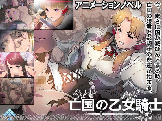 亡国の乙女騎士