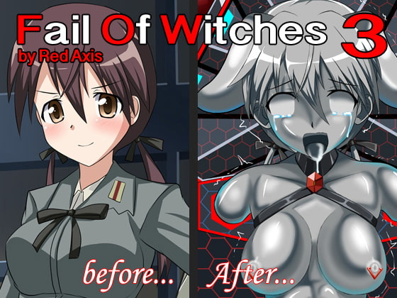 Fail of Witches 3!