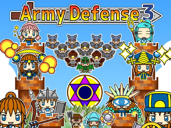 Army Defense 3