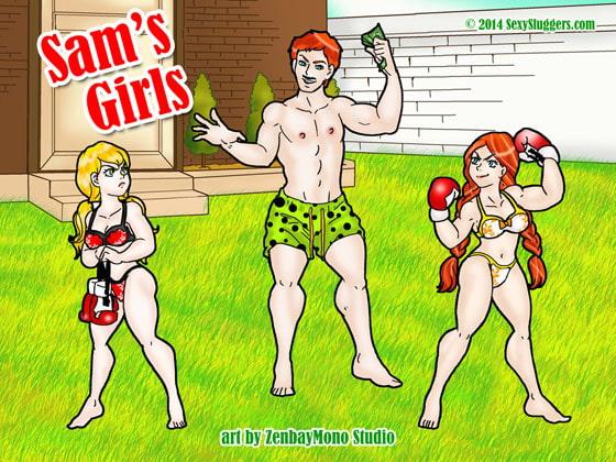 Sam's Girls!