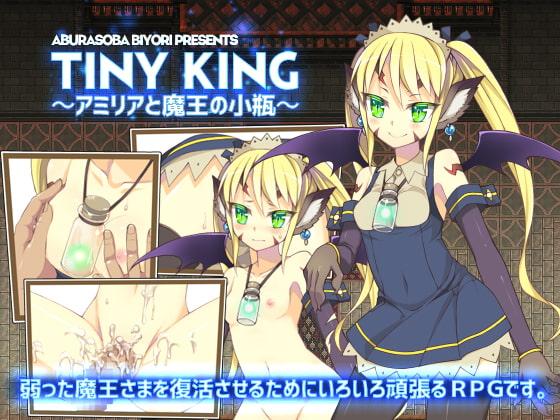 TINY KING ~アミリアと魔王の小瓶~ 感想