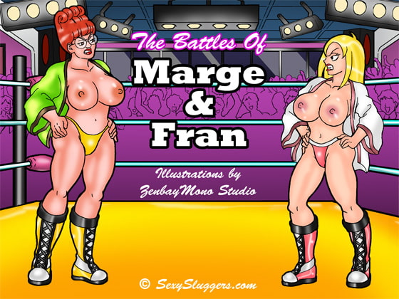 The Battles of Marge and Francine!