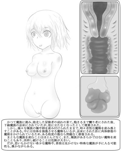 魔界生物研究記録