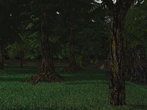 The Forest For LightWave 3D 9.2 [newhere]