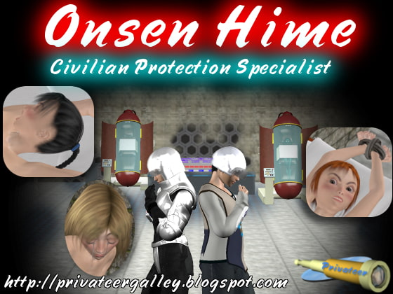 Onsen Hime Civilian Protection Specialist!
