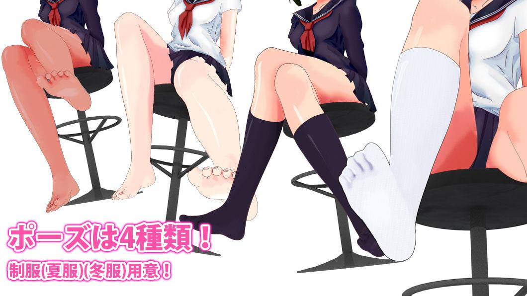 DLsite専売URIM_脚癖の悪い子_vol.01