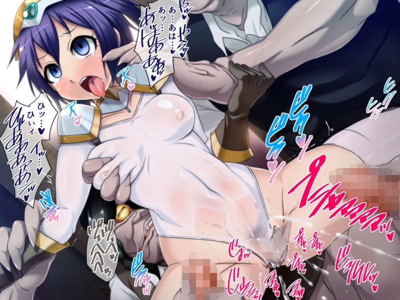 純白レオタード騎士団シルフィード~妖しき淫習の村『風の刃』編~