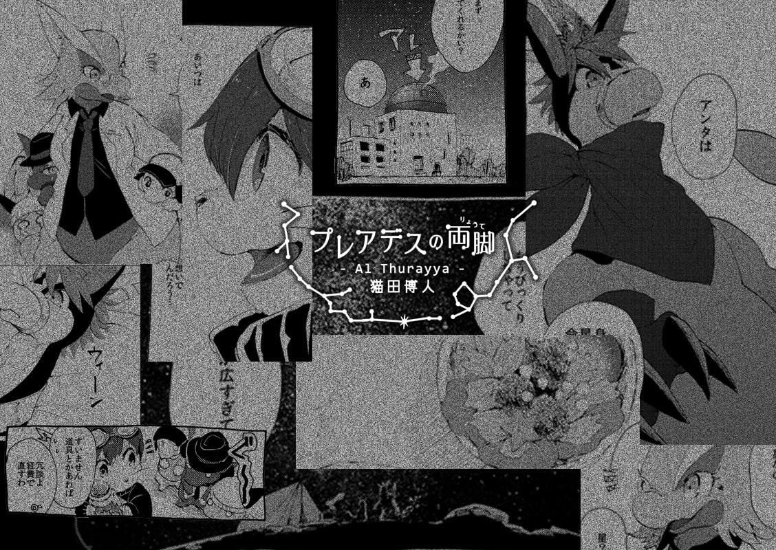 プレアデスの両脚・第ニ章 -少年期編-