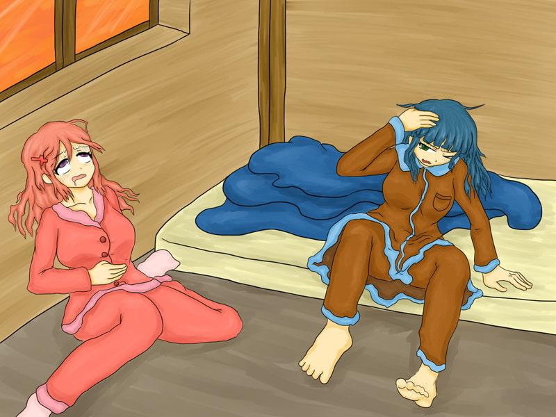リーカとシーアの食っちゃ寝な生活 -フトリテフトラセ-