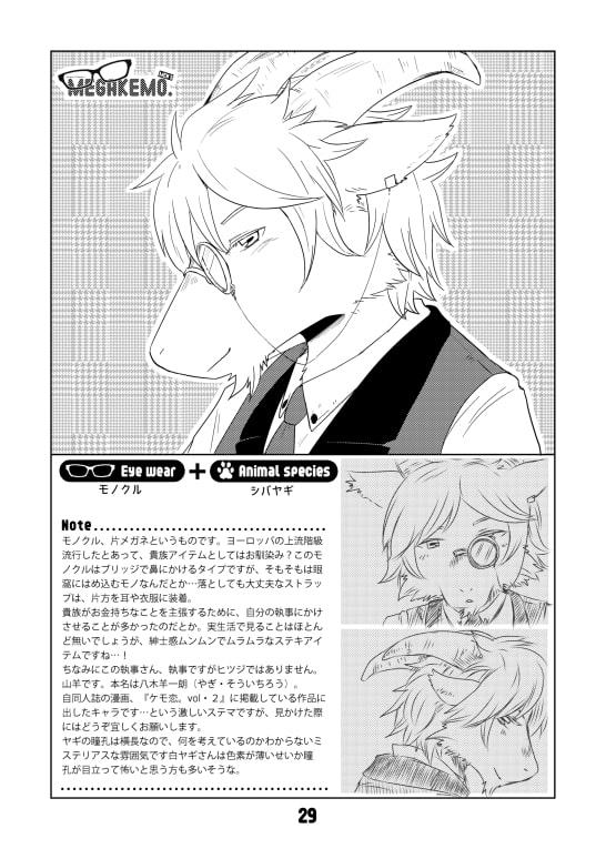 DLsite専売MEGAKEMO Men's