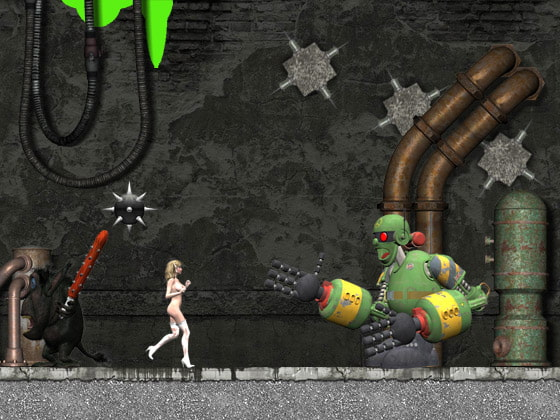 Frambose in Hell Castle Run - Android Game