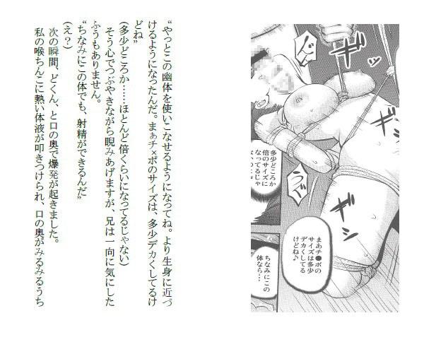 【ノベライズ版】幽姦隷嬢