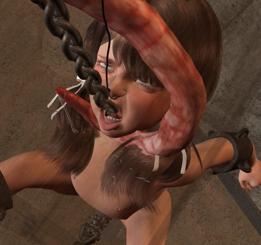 拷問されるロ○ータ令嬢