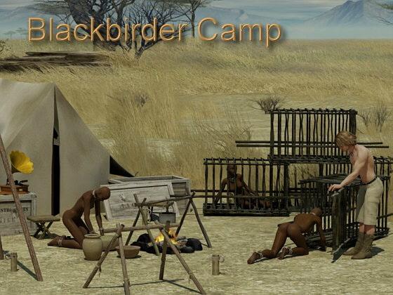 奴隷売買キャンプでフレッシュな奴隷の女達が手に入る。