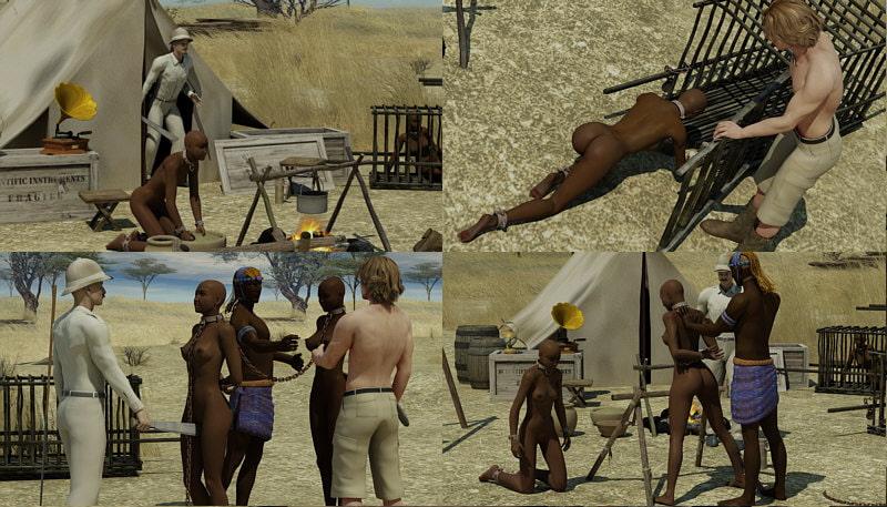 Blackbirder Camp