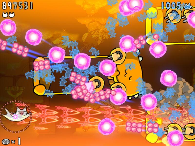 ネコネイビー (デスモフモフ) DLsite提供:同人ゲーム – シューティング
