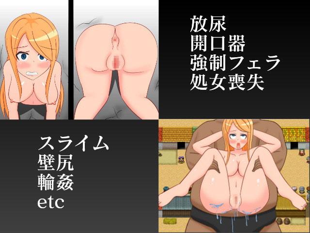 DLsite専売高飛車姫の凌辱生活~恥辱と羞恥の七日間~