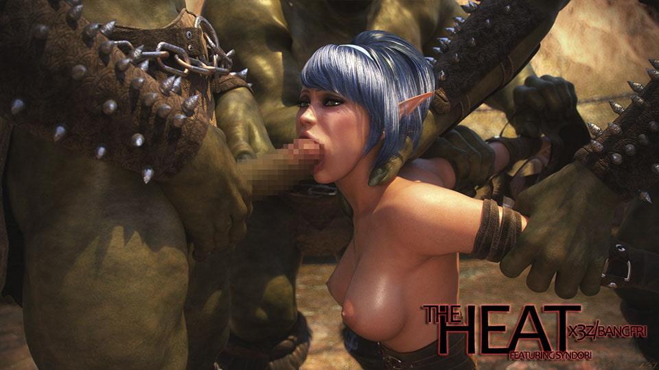 The Heat (作者:X3Z)