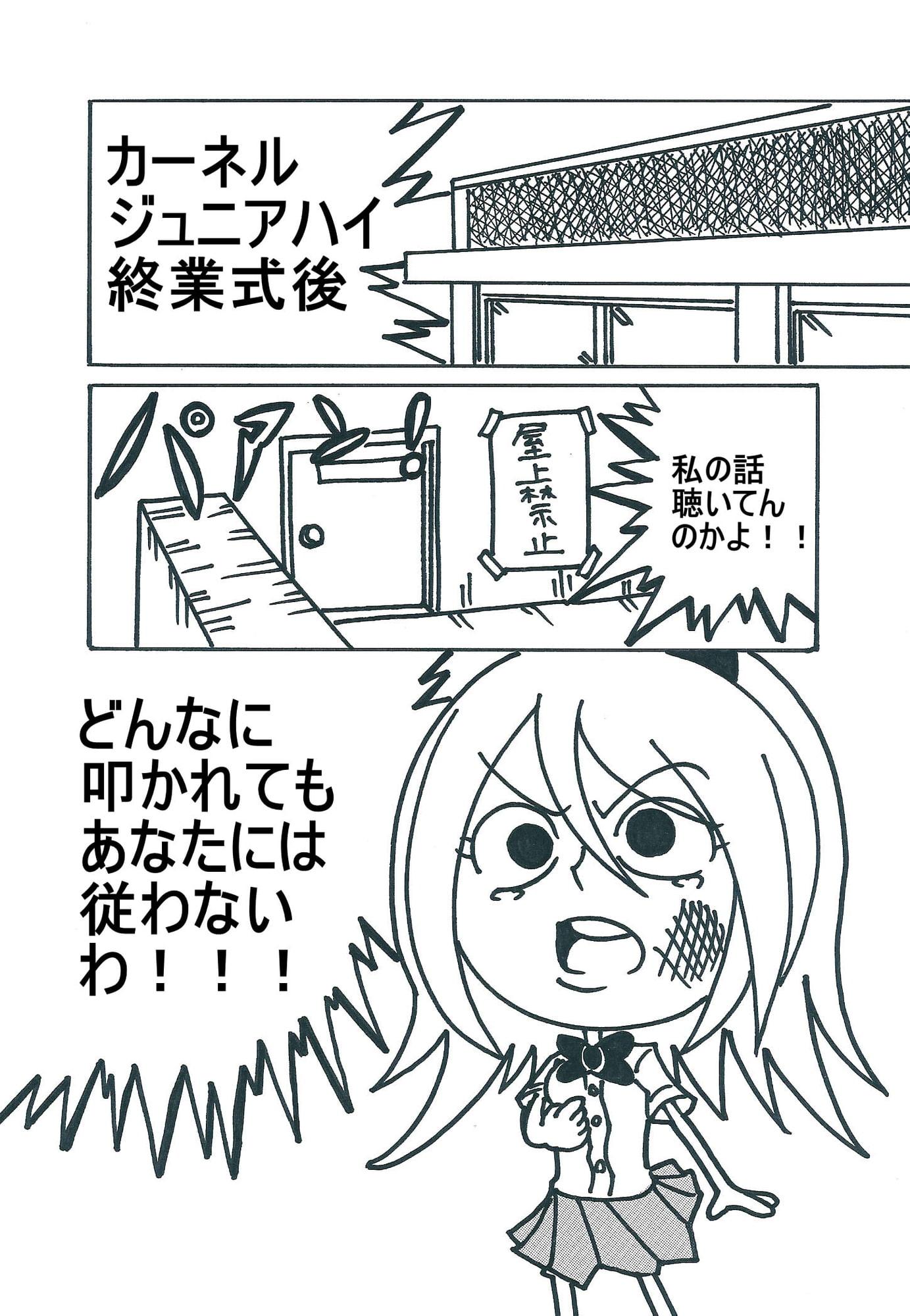 DLsite専売Cartoon set