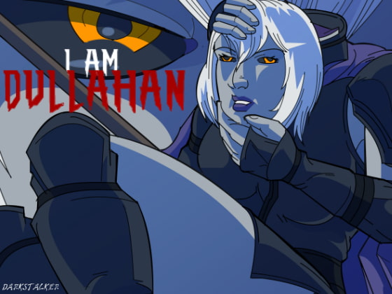 I am Dullahan!