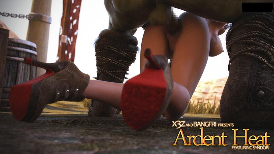 ARDENT HEAT ([作者:X3Z]