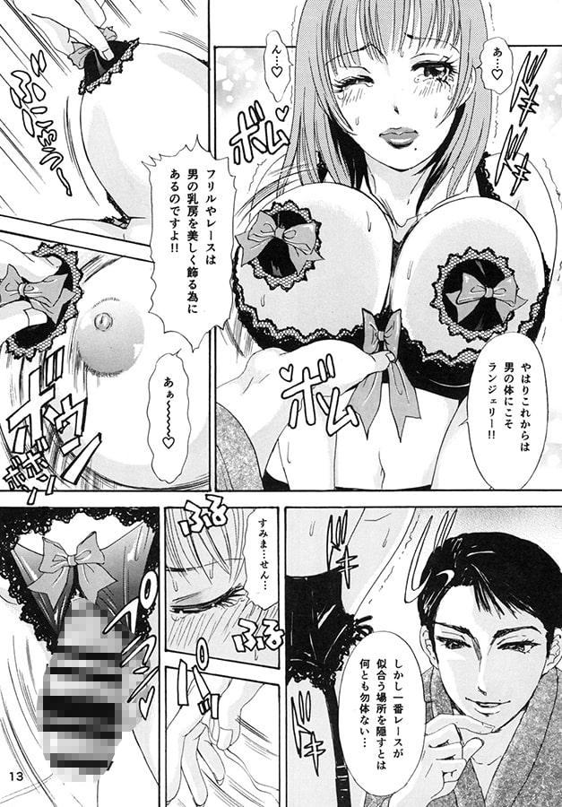 BEHAVIOUR+2 ~豊胸少年物語後編~