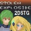 stolen explosive