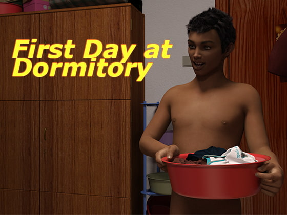 First Day at Dormitory!