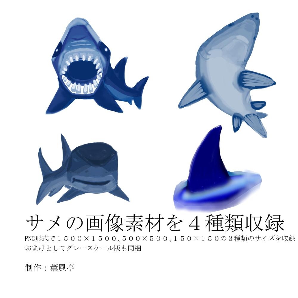 DLsite専売画像コレクションvol4 サメ