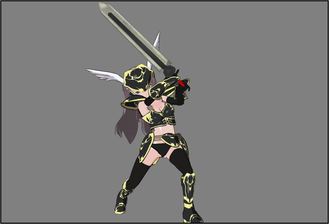 DLsite専売Muu=Muu工房武器コレ 剣・第1弾