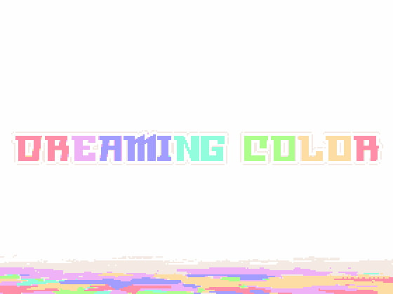 【 ファミコン音源素材 】DREAMING COLOR - Famicon inst ver.【wav,mp3,ogg】 [Trial & Error]