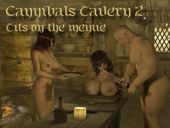 Cannibals Tavern 2 - Tits on the menue!