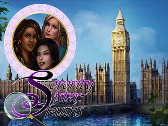 Sorority Sister Sleuths: London Calling [Quester Entertainment]