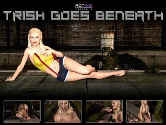 Trish Goes Beneath