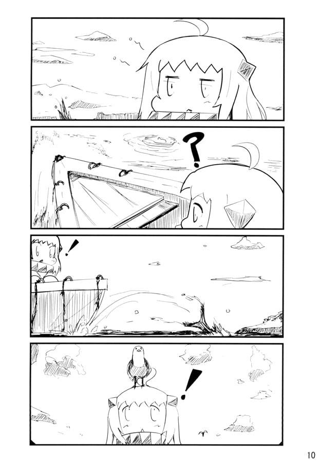 ふぶきちゃんとちんじゅふ改6