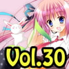 著作権フリー素材集 Vol.30 エフ〇フ風RPG素材 BGM20曲 WAV+ループOGG