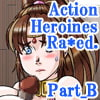 Action Heroines Ra*ed. Part_B: English Edition [inos.]