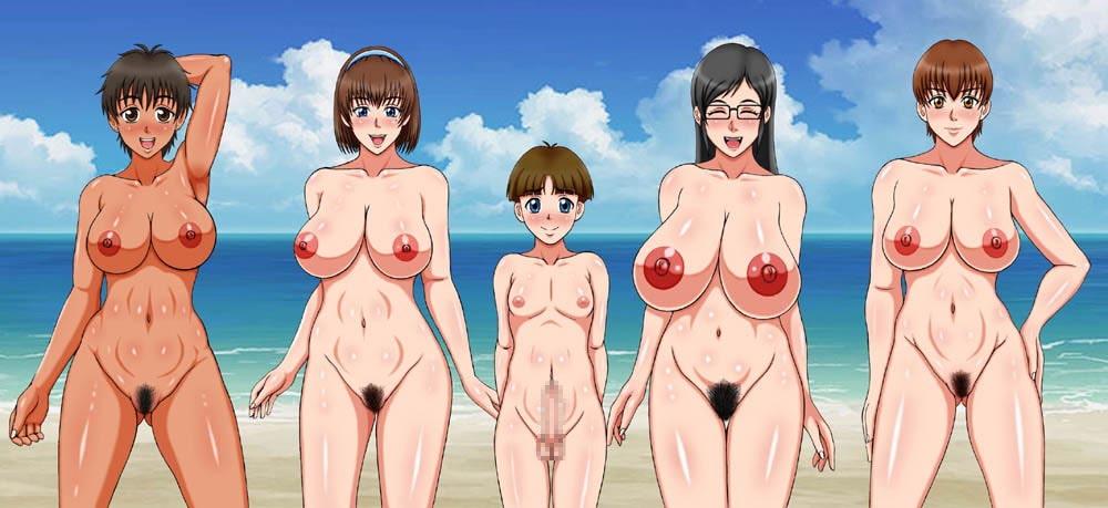 僕とお姉さん達との夏休みの思い出。