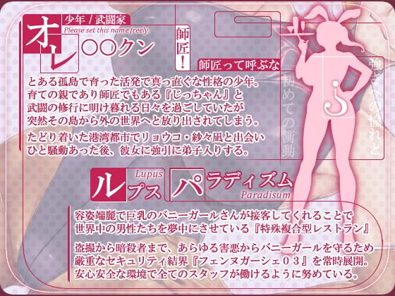 憧れのお姉さんはバニーガール 02/Second Bunny Girl