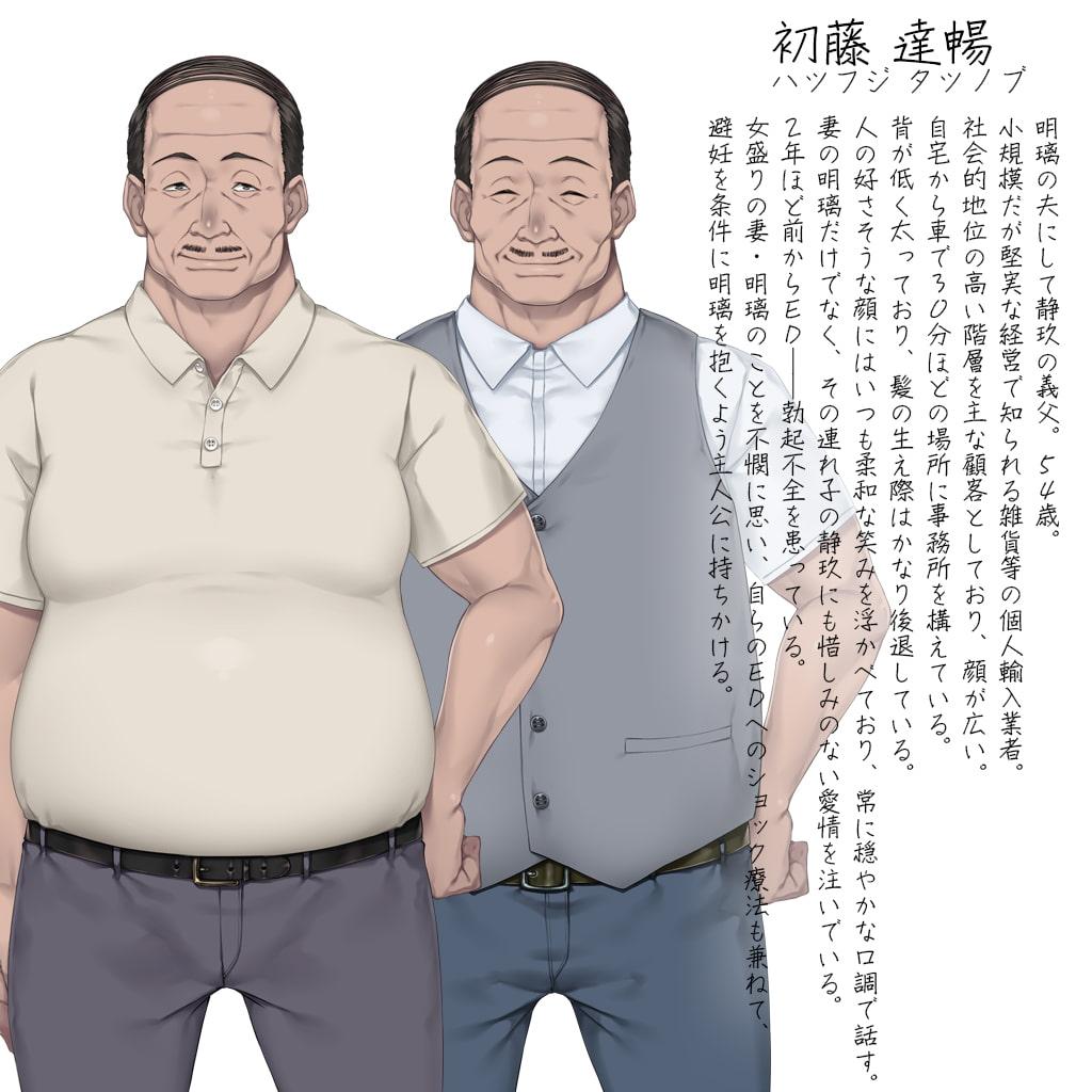 ヤリチン家庭教師ネトリ報告~ドスケベ巨乳母娘丼~