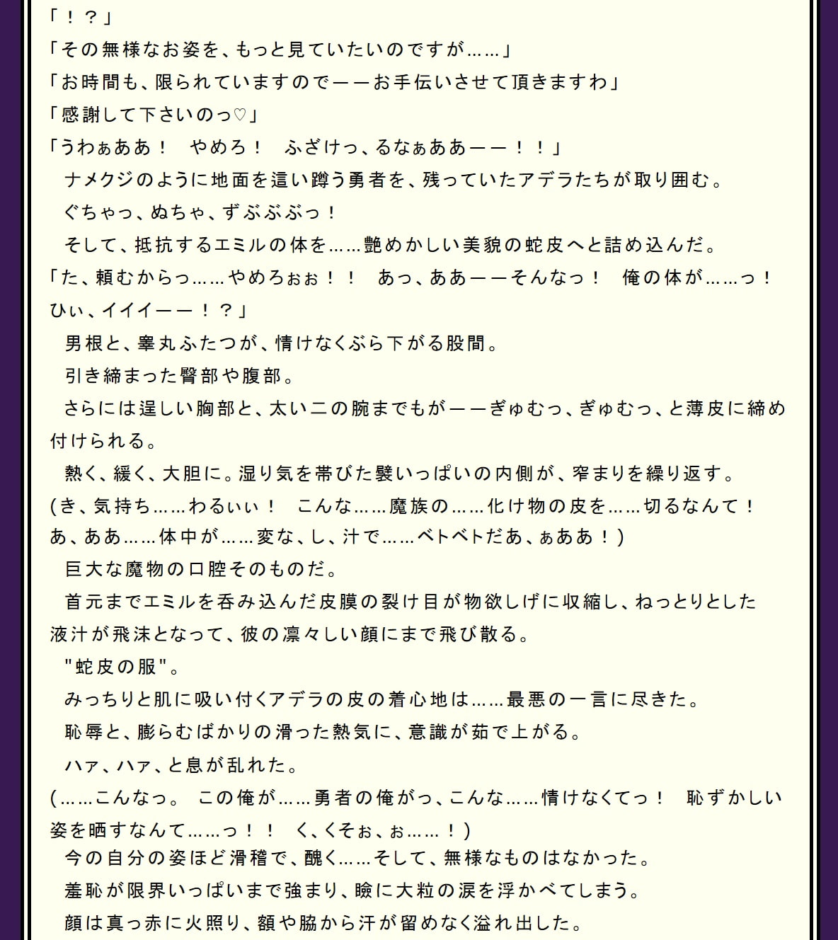 我ら魔王軍~モン娘たちの強襲!!~