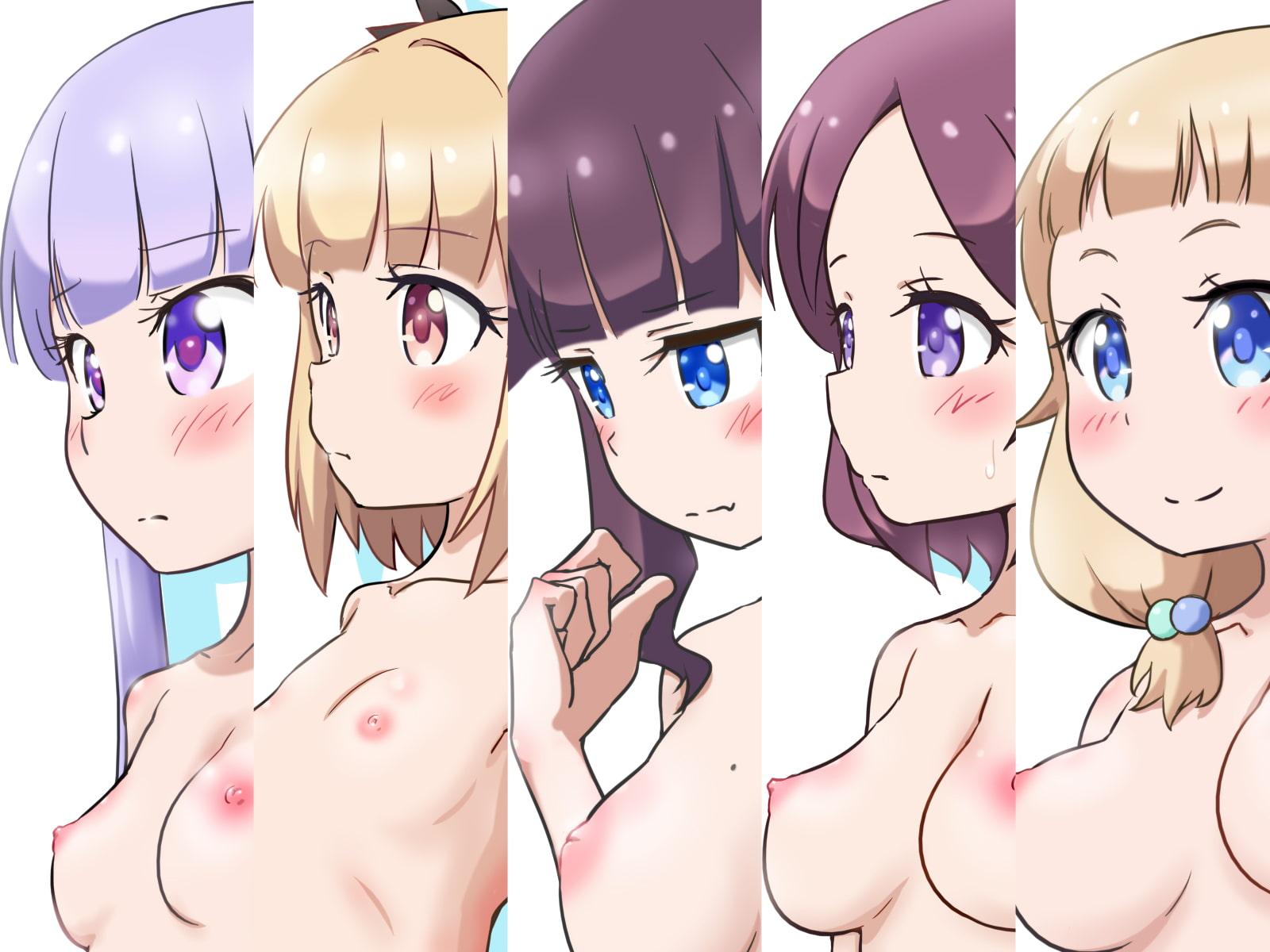性教育教材になった女たち -ゲーム会社社員篇-