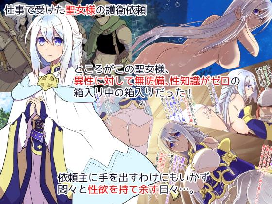 聖女様と冒険者共の×日間~性知識ゼロの聖女に性欲を持て余す旅~
