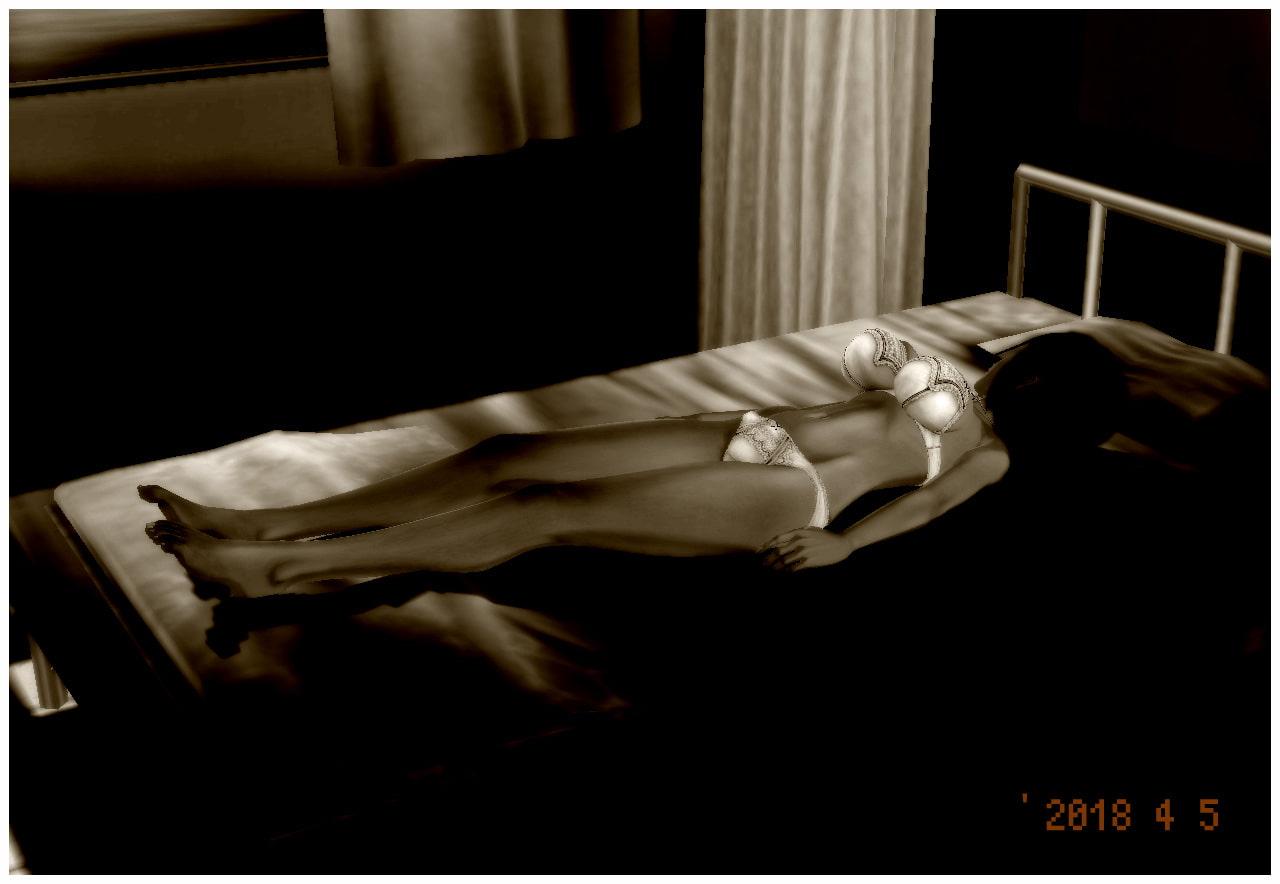 ヤバい写真~昏睡少女いたずらレイプ