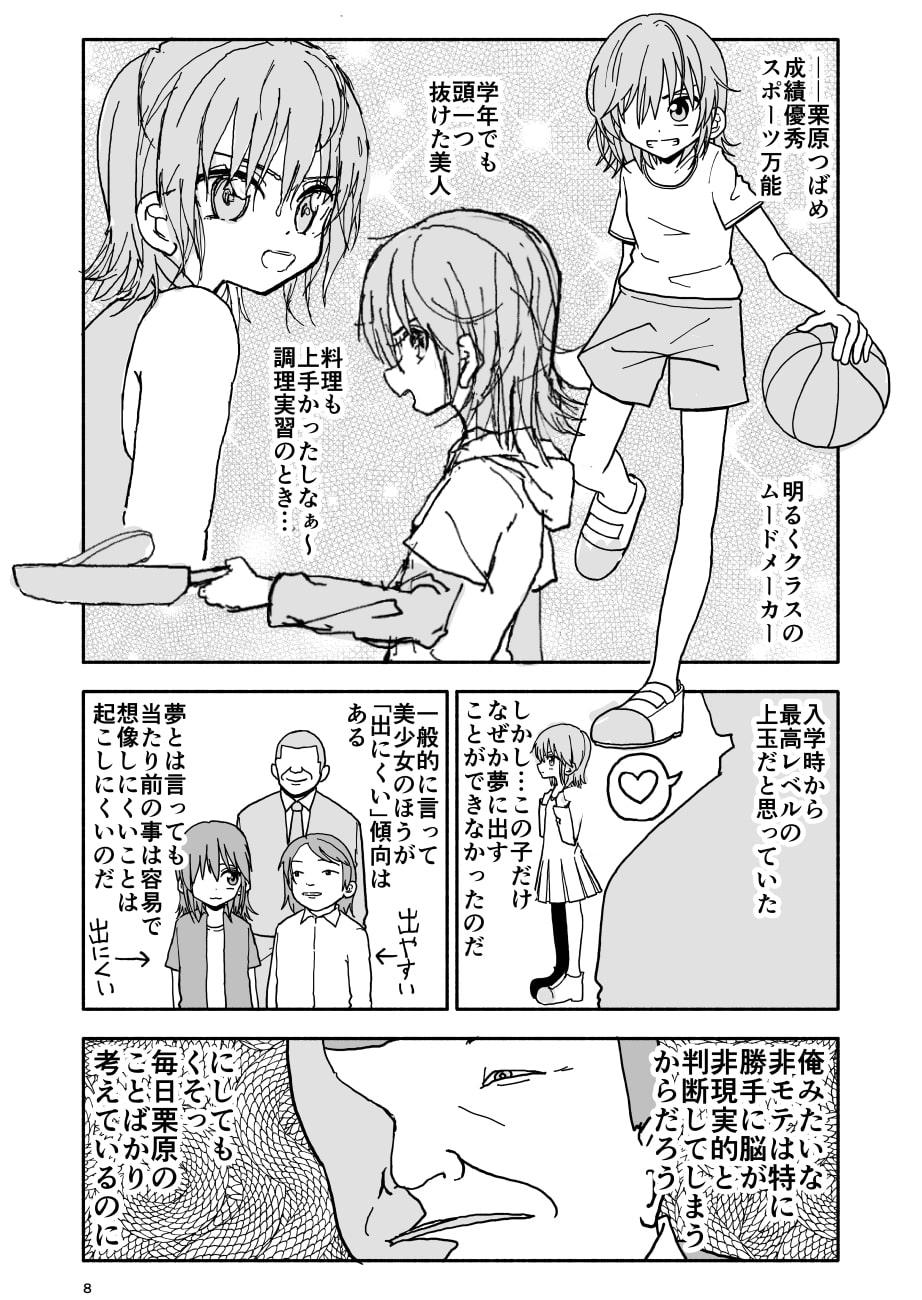 誘惑しないで栗原さん!+変身ヒロイン栗原さん!